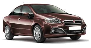 Fiat Linea Diesel or similar
