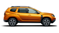 Dacia Duster Diesel Automatic Suw Or Similar
