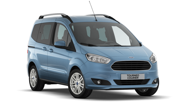 Ford tourneo courier vb.