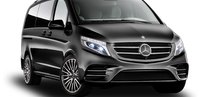2017 Mercedes Vito automatic  9 passenger or similar