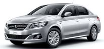 2017 Peugeot 301 Dizel Sedan or similar